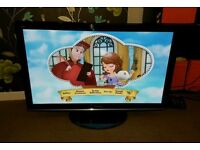 Panasonic viera 46 inch HD tv excellent condition fully working with remote control