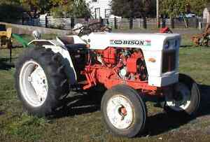 Wanted to buy.... older model compact or small tractor