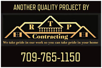 Quality workmanship-competitive prices