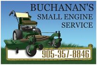 BUCHANAN'S Snowblower service/repair