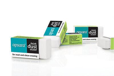 20 Apsara Non Dust Eraser :: 20 Erasers :: Non Dust :: Pencil Erasers :: Apsara