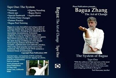 Chinese Bagua: Art of Change #1 DVD Ted Mancuso reeling silk theory kung fu