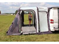 Outdoor Revolution Movelite T2 High Air Drive Away Awning 2017 Motorhome awning