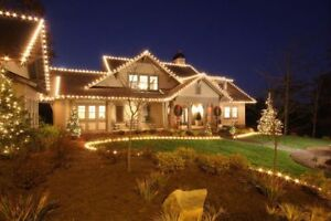 Christmas Light Installations - Call/email/text 204-813-1803
