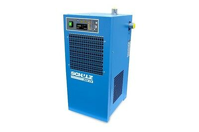 SCHULZ REFRIGERATED AIR COMPRESSOR DRYER: 71 - 86 CFM - ADS75-UP