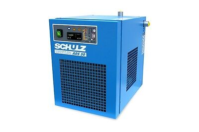 Schulz Refrigerated Air Compressor Dryer - 50 Cfm 50-63 Cfm