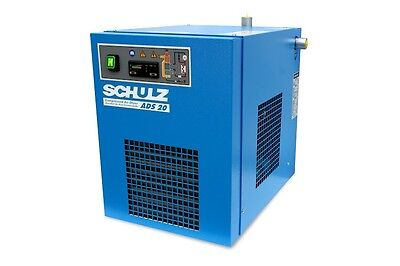 Schulz Refrigerated Air Compressor Dryer - 20-25 Cfm - Ads20