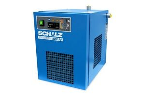 SCHULZ REFRIGERATED AIR COMPRESSOR DRYER - 35 CFM (32-44 CFM) - SPECIAL PRICE