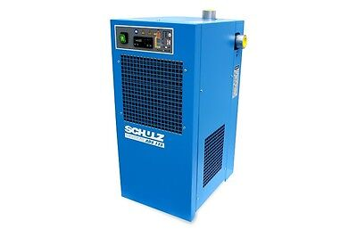 Schulz Refrigerated Air Compressor Dryer - 125cfm- Ads125-up