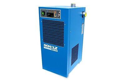 Schulz Refrigerated Air Compressor Dryer - 125cfm- Ads125-up