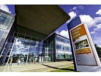 This centre is capable of accommodating large and small scale office needs on flexible terms.
