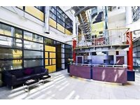 Modern building with striking brick exterior,provide well-appointed business accommodation