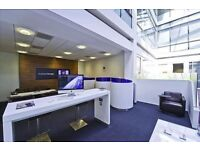 This centre offers fully serviced office space on flexible terms.