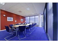 This business centre is a glass-fronted, 4 storey building on Manchester City Airport Business Park