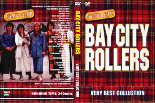 Bay City Rollers / Very Best Collection 2 DVD