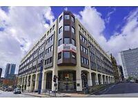 A prestigious building in the heart of Birmingham.