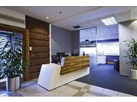 A purpose-built commercial property located on the Aztec West Business Park.