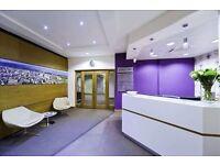 Prestigious business centre spread across 6 floors with fantastic views over Princes Street Gardens