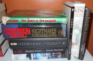 Special Summer Prices - 30+ Books - Stephen King, Westerns, etc