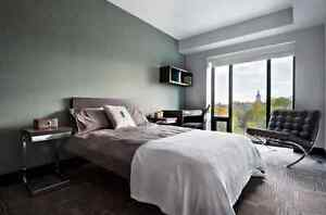 FURNISHED Summer rental at Luxe (rent 1br or 2br)