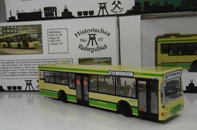 Rietze Sondermodell MAN NL 202 HCR Herne 82 Historisches Ruhrgebiet Wg