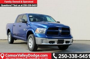 2017 RAM 1500 SLT ONE OWNER, ACCIDENT FREE, KEYLESS ENTRY, BL...