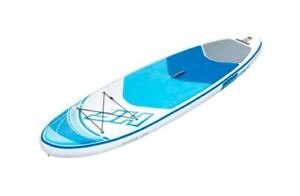 BESTWAY 10 ft Inflatable Stand Up Paddle Board BRAND NEW