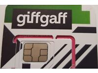 FREE !!! GiffGaff sim card - get £5 extra if you activate this sim card
