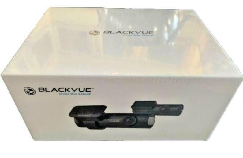BlackVue 2 Channel DR650S-2CH Cloud Full HD Wi-Fi 16GB Engli