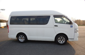 2011 Toyota Hiace LOW LOW 64.000 kms!!!   Automatic, High roof, Petrol Coraki Richmond Valley Preview