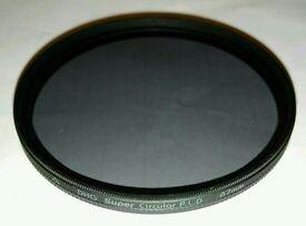 Marumi 62mm Super DHG circular polariser