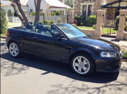 2008 Audi A3 Convertible 2.0L Turbo Ambition Warradale Marion Area Preview