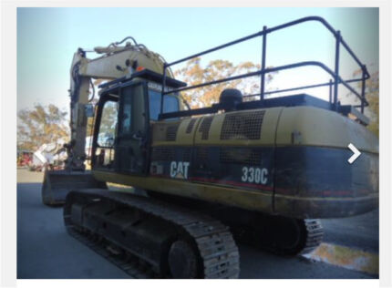 Wanted: 2004 caterpillar 330C excavator