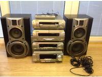 Technics Sound System SA-EH550 HiFi £60