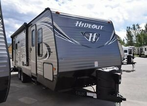 2018 Hideout TT - Travel Trailers Lightweight 24LHSWE