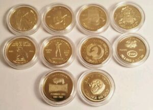 Australia Coins Completed Set