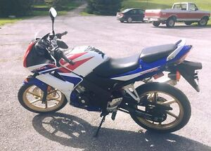 Honda CBR125R (Good Condition/Selling ASAP)