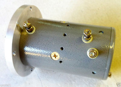 3 HP DC MOTOR 13.6VDC/ 2.75hp at 12 VDC 12 VOLT  Electric Car /Bike / USED