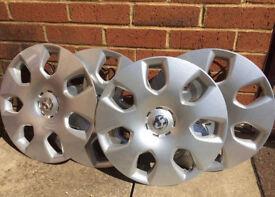 "17"" Genuine Vauxhall Astra / Zafira Wheel trim"