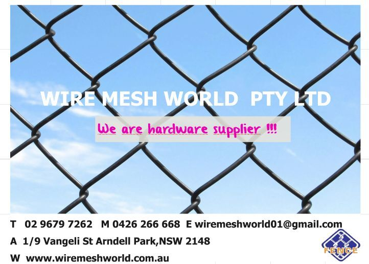 wire mesh world