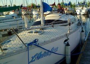 Le voilier Tonic 23 est un bateau solide et bien construit