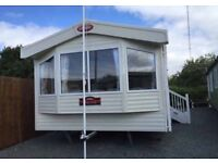 Static caravans for sale ocean edge holiday park Morecambe 12 month season 5*facilities