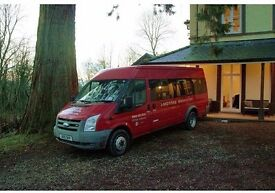 Mini Bus Hire....17 Seater....