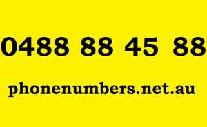 Gold mobile phone number. New. VIP. Platinum. Premium Sydney City Inner Sydney Preview