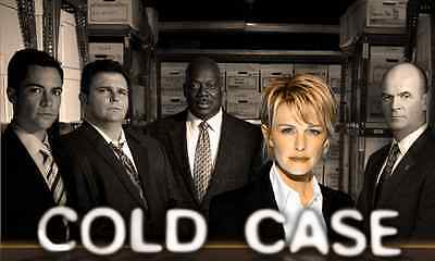 Cold Case   Complete Tv Series     Hd Quality     Over 400 Sold     Why Pay More