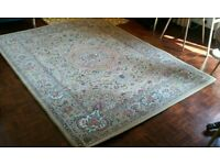 2 x Samarkand original rugs