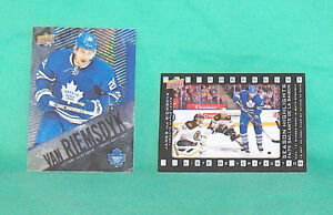 James Van Riemsdyk  Base Card #21 2015-16 Tim Hortons Upper Deck