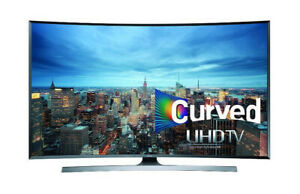 Samsung UN55JU7500 Curved 55-Inch 4K-Would Trade for 65'