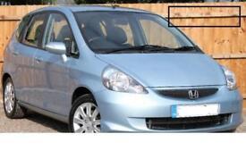 Honda Jazz 1.4i-DSI CVT-7 SE automatic rear find lovely condition 2005