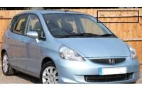 Honda Jazz 1.4i-DSI CVT-7 SE automatic rear find lovely condition 2005
